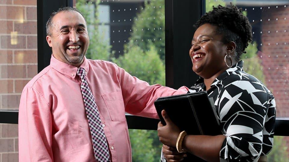Johnson County Community College Publishes Profile on Nabil!